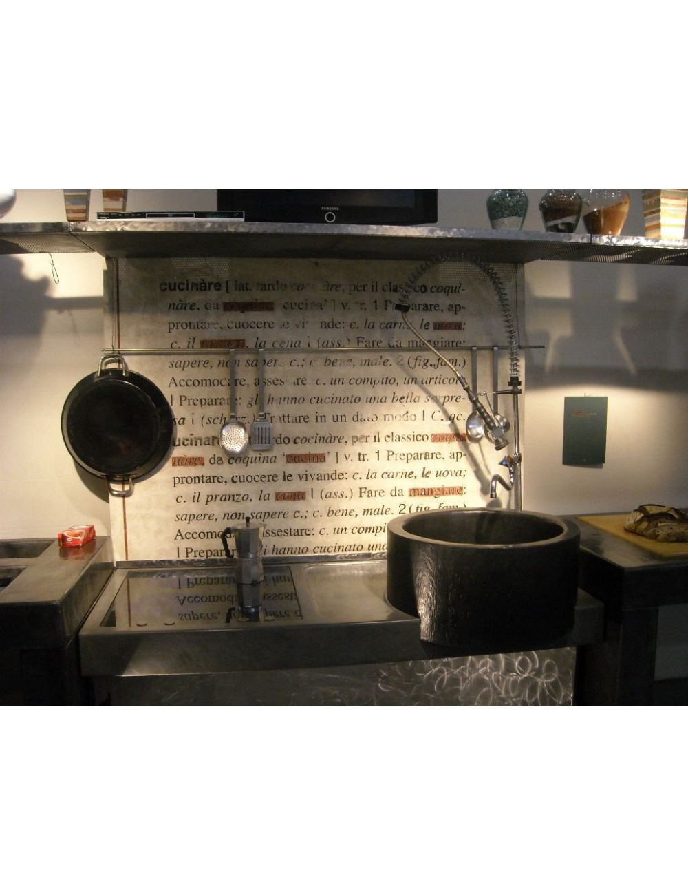 Cucinare for Cucinare in inglese
